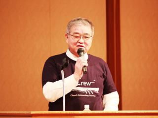 佐藤誠司氏