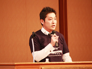 石田寿行氏