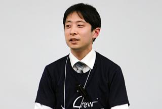 及川健太氏