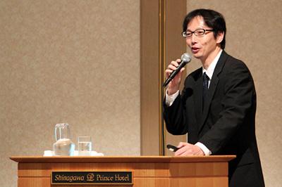 ブレイクポイント株式会社 代表取締役 若山泰親氏