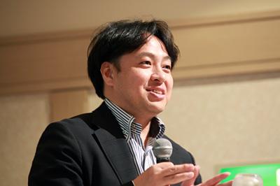 Q-TAX麹町東店 池頭邦之氏(ネクストステージ会計事務所 代表、税理士)