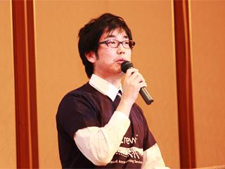 福岡雅樹氏